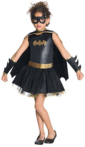 Rubie's Justice League Child's Batgirl Tutu Dress - Toddler -