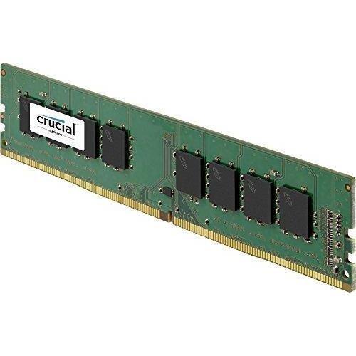 (Crucial CT4G4DFS8213 4GB DDR4 2133 Unbuffered Memory Retail)