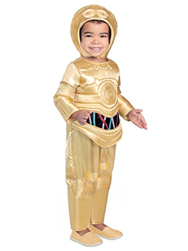 Princess Paradise Baby Classic Star Wars Premium Toddler C-3po