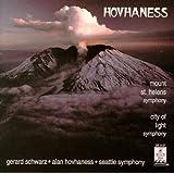 """Hovhaness: Symphony Nos. 22 """"City of Light Symphony"""" & 50 """"Mount St. Helens Symphony"""""""