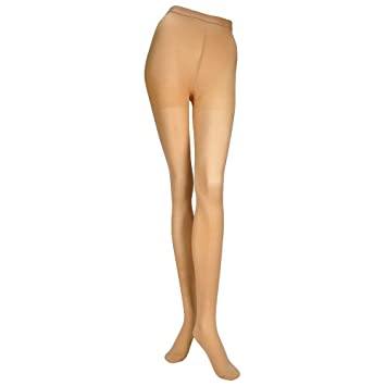 fdcae63d62ab7 KoolFree Women Advanced Microfiber Medical Grade Graduated Compression Stockings  Pantyhose, Closed Toe, Therapeutic Firm
