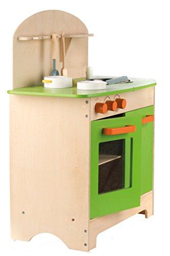 Kinderküche Spielküche Holzküche Kinderspielküche Spielzeugküche ...