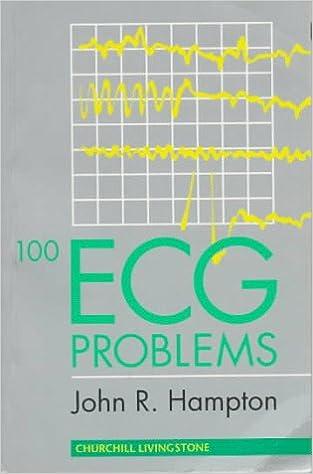Book 100 ECG Problems