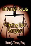 Internet Laws Affecting Your Company, Brett Trout, 1589397282
