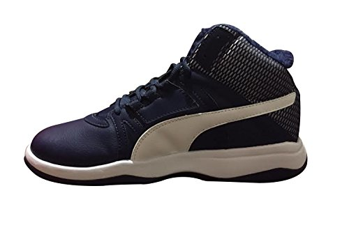 Puma Mens Rebound Street EVO Fur Blue Mid Basketball Walking Sneaker Shoes (10.5) looking for for sale best place online newest clearance browse with credit card cheap price DJeO0f