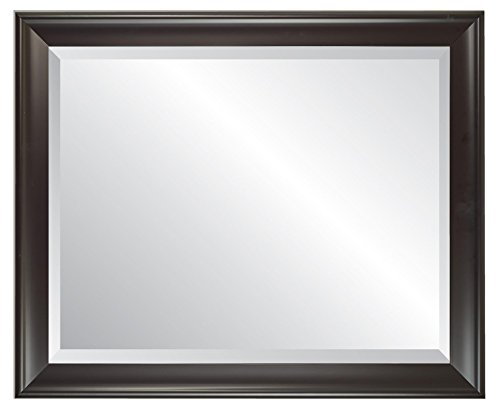 Alpine Mirror Art Concept Black 27 Wall Mirror,
