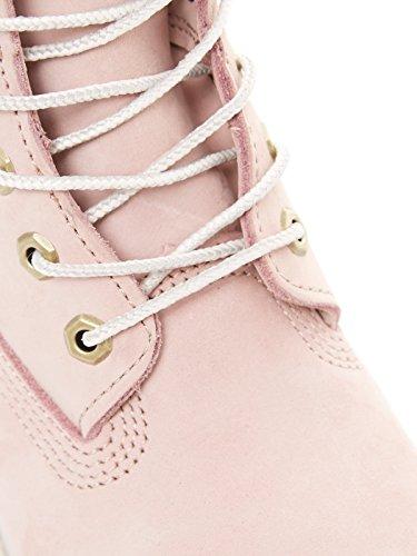 6in 6 Boot Ftb Bottines In Timberland Femme Rose W Premium Classiques BwTRIqxq