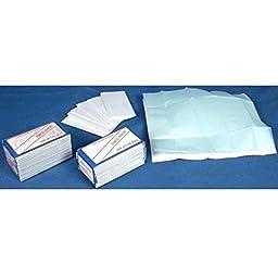 50 Blue & White Diamond Gemstones Parcel Travel Papers