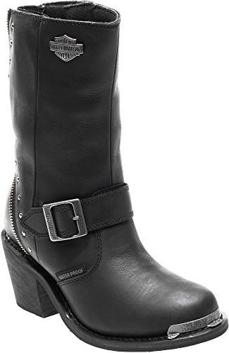 Motorcycle Boots Ladies - 5