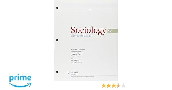 Amazon.com: Bundle: Sociology: The Essentials, Loose-leaf Version ...
