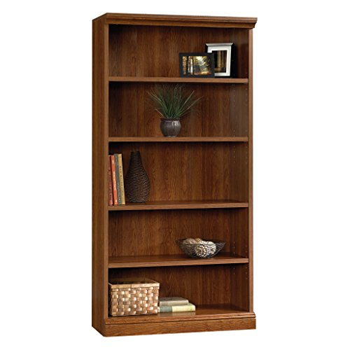 Sauder Camden County Library, Planked Cherry finish