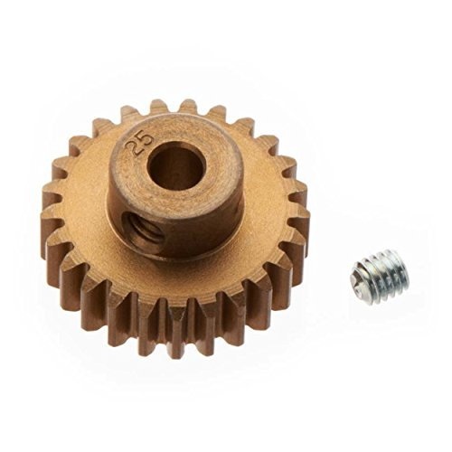 Tamiya #54578 06 H. Coated Alu. Pinion 25T for most RC ()