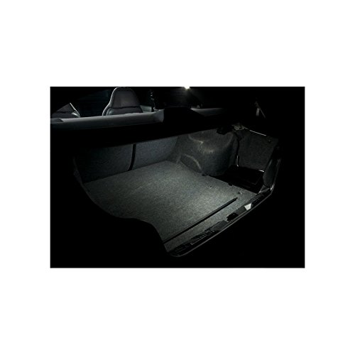 Zesfor Pack Bombillas LED Peugeot 308 II (2014-2017): Amazon.es: Coche y moto