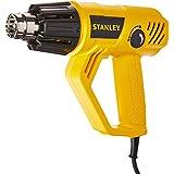 Stanley STXH2000K-B2, Soprador Térmico 1.800W com Maleta, Amarelo/Preto