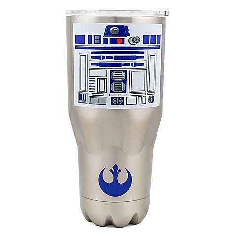 Stainless Steel Tumbler 30 oz. Character-inspired Design R2-D2
