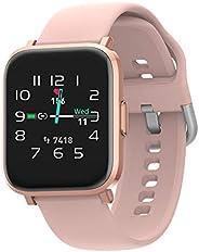 Relógio Inteligente Smartwatch Fitness Tracker Detecção de Oxigênio no Sangue À prova d'água Saúde Sleep &