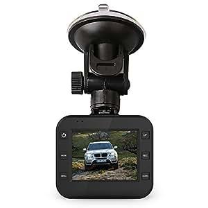 "Car DVR Recorder,FHD 2.0"" Dashboard Camera by BLUEPUPILE,120° Wide Angle Portable Black Box Camera,Dashboard Camera Video with G-Sensor, Loop Recording,Super Night Vision,Car Dash Cam for Vehicle"