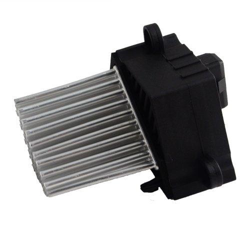 (THG Genuine Heater Motor Blower Fan Resistor 64116923204 for 1998-2006 BMW E46)