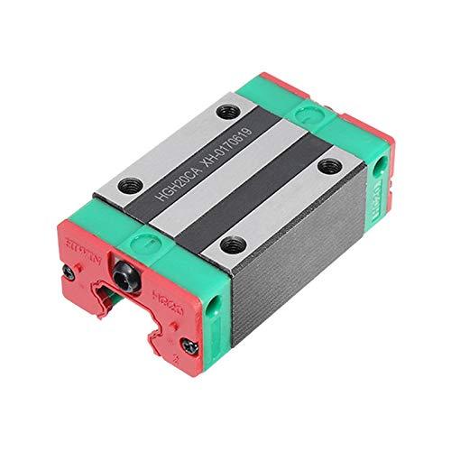 Noblik Steel HGH20CA 20Mm Linear Rail Guide Block for CNC Machine Parts Manufacturing Equipment
