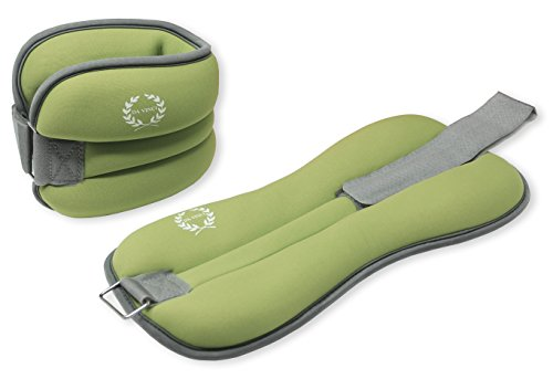 Da Vinci 2 LB Adjustable Ankle Weights