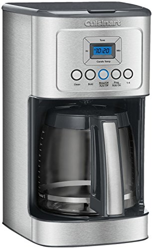 Cuisinart DCC 3200 Stainless Programmable Coffeemaker