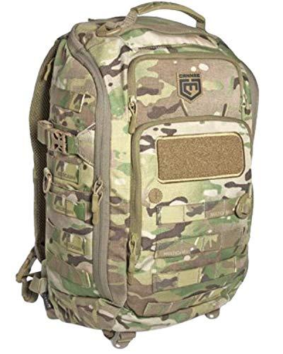 Cannae Pro Gear Legion Day Pack EDC Tactical Backpack Bug Out Bag Multicam CPG-BP-LEG-M-MC