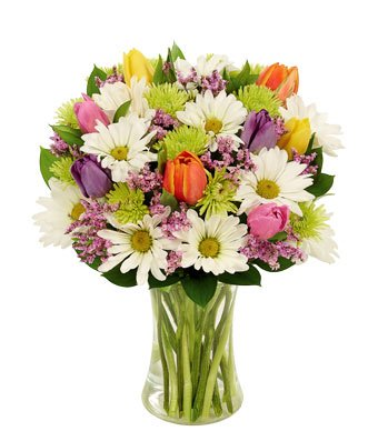 Full of Wishes Get Well Soon Flowers - Same Day Get Well Soon Flowers Delivery - Get Well Soon Flowers - Get Well Bouquet - Sympathy Flowers - Get Well Soon Presents