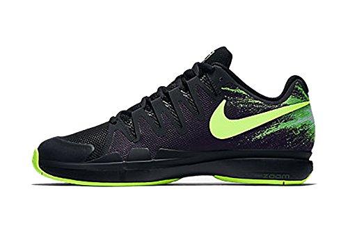 Nike Zoom Damp 9,5 Tour Qs Svart / Ghost Grønn