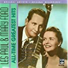 Les Paul & Mary Ford - All-Time Greatest Hits by Les Paul/Mary Ford (1995-11-01)