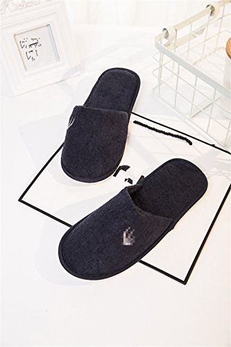 2 Pairs 2 Chaussons Femme Pairs Homme cYUq6w5xx