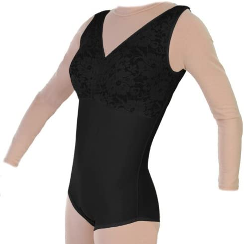 Small Black ContourMD Surgical Brief Body Shaper Without Zippers Compression Garment Style 32NZ