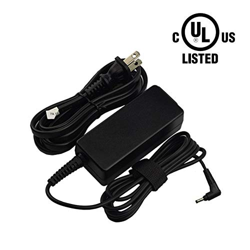 UL Listed AC Charger Fit for Lenovo IdeaPad 320 320-15ABR 320-15IAP 320-15AST 320-15IKB 320-17IKB 320-17ISK 320-14IKB 320-14ISK ADLX65CCGG2A 80XS 80XR 80XL 80XV Model Laptop Power Supply Adapter Cord