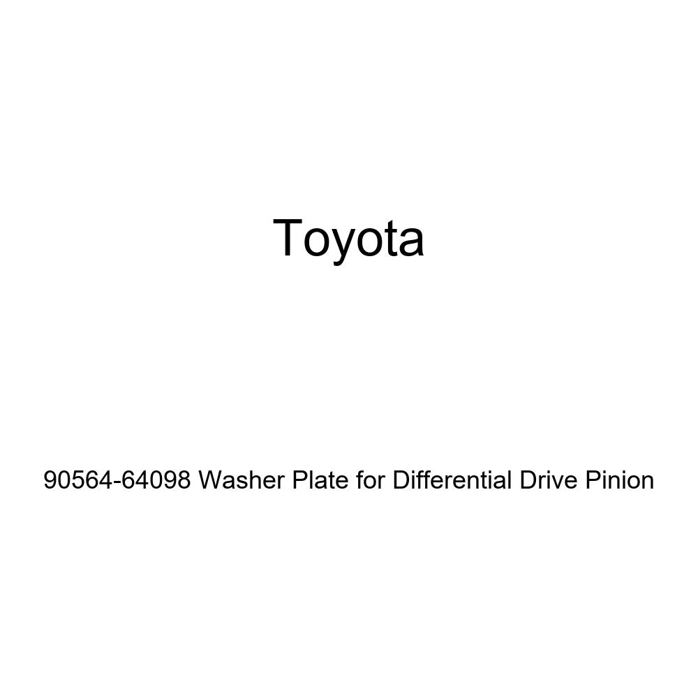 Genuine Toyota 90564-64098 Washer Plate for Differential Drive Pinion