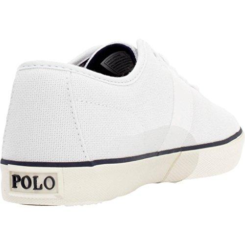 Zapatillas Polo Ralph Lauren Halford Ne - Color - BLANCO, Talla - 44