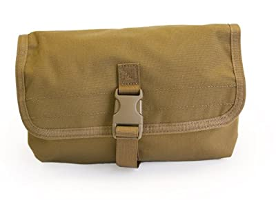 Gas Mask Model: Tacprogear Gas Mask Pouch, Coyote Tan from Tacprogear :: Gas Mask Bag :: Army Gas Masks :: Best Gas Mask