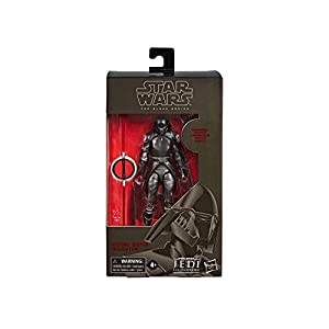 Star Wars The Black Series Second Sister Inquisitor Carbonized Exclusive