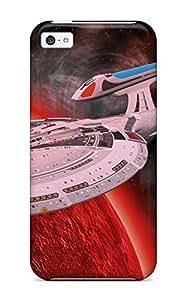 Iphone 5c YY-ONE Skin : Premium High Quality Star Trek Case