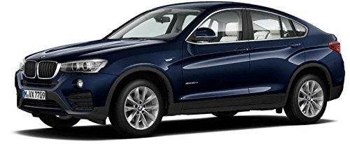 Amazon Com Bmw X4 Imperial Blue 1 18 By Paragon 97092 Toys
