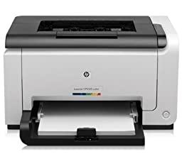 Hewlett-Packard - HP Color LaserJet Pro CP1025nw