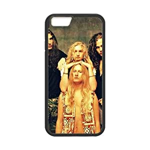 Alice In Chains iPhone 6 Plus 5.5 Inch Cell Phone Case Black 218y-864872