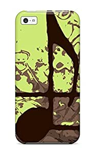 Andre-case Cute Appearance Cover/tpu Music Art case cover For Iphone 5s for you TaWmPSGNIGQ