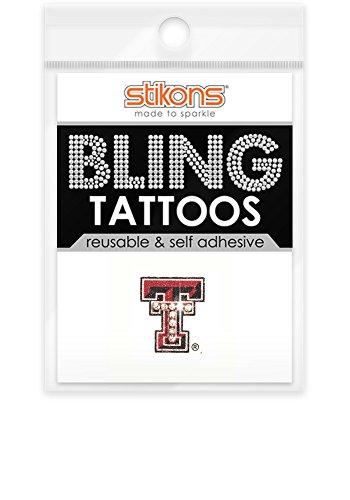 Texas Tech Red Raiders Bling Tattoos (1)]()
