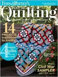 Quilting} Quilting Today: Your Traditional Pattern Magazine ... : quilting today magazine - Adamdwight.com