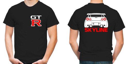 Nissan Skyline T-Shirt | Motorsport | Auto | Kult | M3