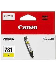 Canon CLI781 Ink Cartridge, Yellow