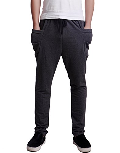 HDE Jogger Fleece Running Sweatpants