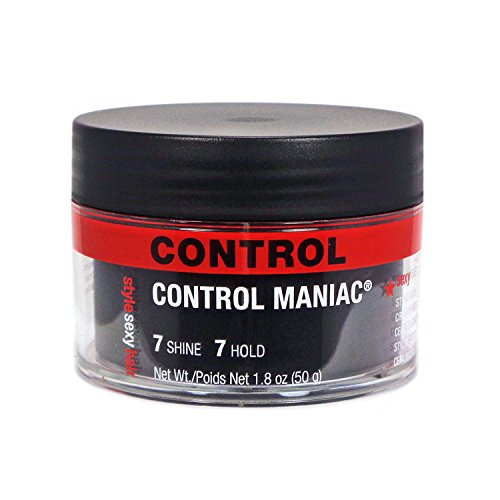 Style Sexy Hair Concepts Control Maniac Styling Wax 1.8 Ounce