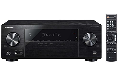 Pioneer Surround Sound A/V Receiver - Black (VSX-532) (Pioneer Home Receiver Amp)