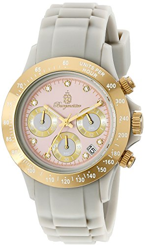Burgmeister Women's BM514-060 Florida Chronograph Watch