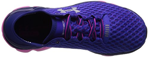 Under Armour UA W Speedform Gemini Damen Laufschuhe Violett (EPP 540)